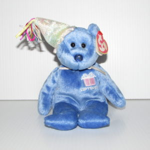 6f9db2ff7aa Ty Beanie Baby-Happy Birthday July With Hat – Baskets