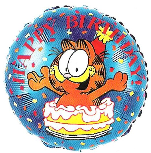 Happy Birthday Garfield Baskets Bunnies Bears More